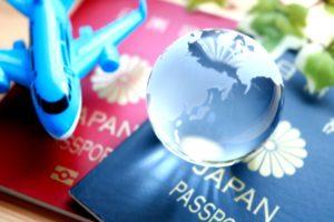 ハーフのパスポート事情